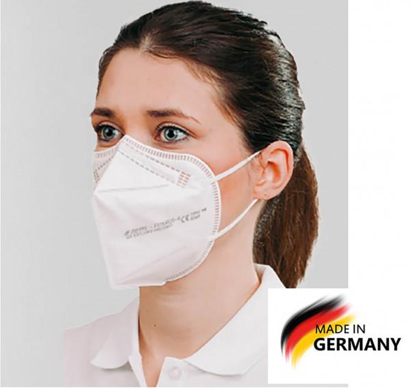 zettl ffp2 maske mit ohrgummis