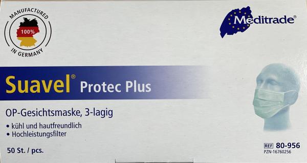 mundschutzmaske meditrade protec plus